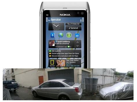 Pobierz Aplikację Nokia Panorama Na Telefon Nokia N8
