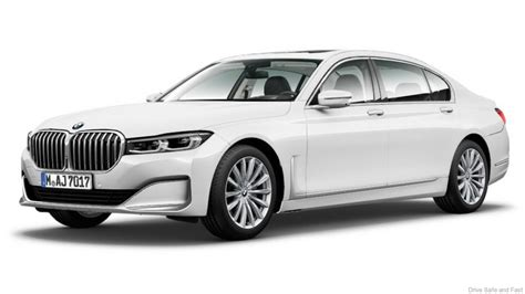 Bmw 7 Series 2019 Model Unveiled