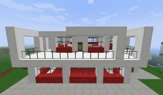 Simple Modern House Building Ideas by Small Simple Modern House Minecraft Project