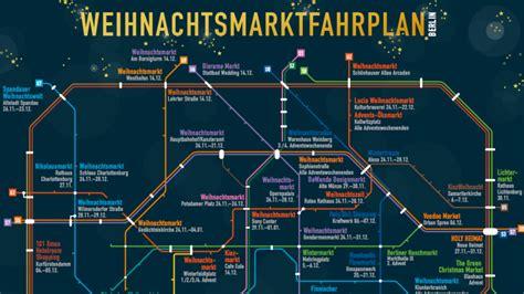 Für Sie Abo Service Hamburg by Die Berliner Weihnachtsm 228 Rkte Auf Dem U Und S Bahn Netz