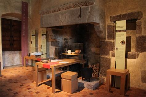 cuisine moyen age abbaye de hambye