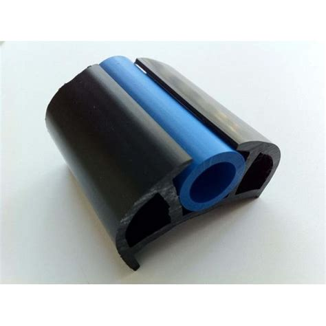 Boat D Fenders by Boat D Fender Black With Blue Insert Pvc 20 Mtr Roll