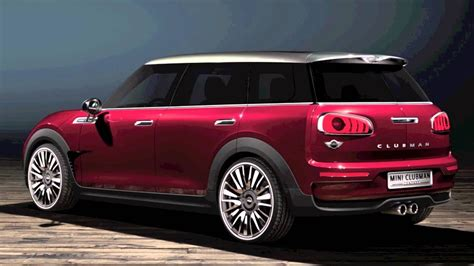 Mini Picture by New Mini Clubman Previewed In Concept Picture Special