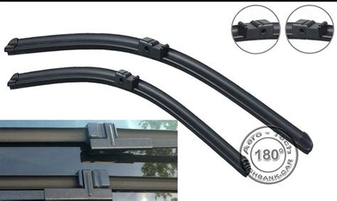 Renault Modus 2004-onwards Side Pin Fit Windscreen Wiper