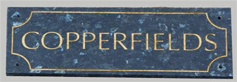 granite house name plates beautiful signs for your home