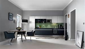 Cuisine equipee moderne arpege for Petite cuisine équipée avec meuble contemporain salle a manger