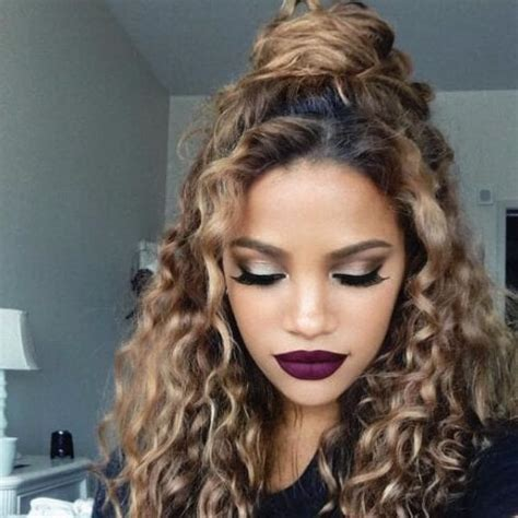 Hairstyle For by 40 Hairstyles For Curly Hair