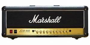 Marshall 2500 Jcm900 Master Volume  1990
