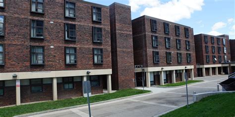 buffalo state college moore complex  foit albert