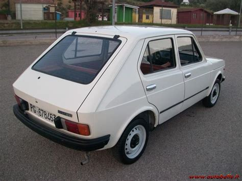 Fiat 127 For Sale by For Sale Fiat 127 90 0 5pt Year 1980