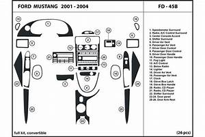 Dl Auto U00ae Ford Mustang 2001