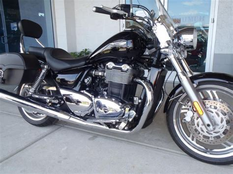 2010 Triumph Thunderbird Abs Cruiser For Sale On 2040-motos