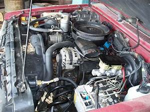 Festy90 1991 Chevrolet S10 Blazersport Utility 4d Specs
