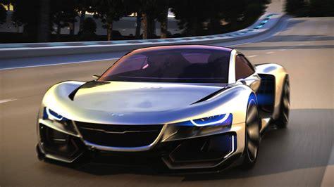 saab airox autonomous concept supercar   swedish dream