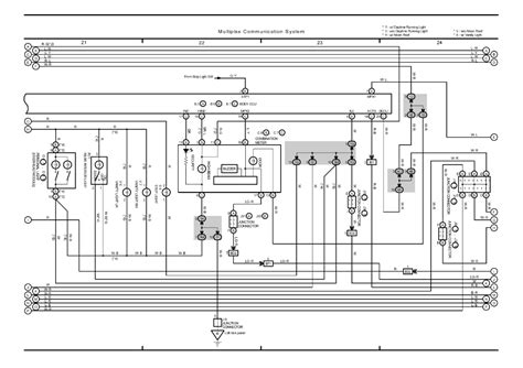 Multiplexer Wiring Diagram by Repair Guides Overall Electrical Wiring Diagram 2003