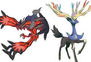 new pokemon x and y pokedex