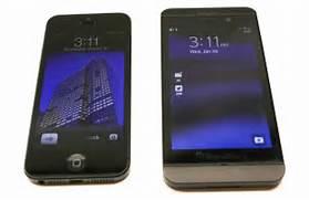 The New Battle: iPhone 5 Vs Blackberry Z10 | TechnoBooklet