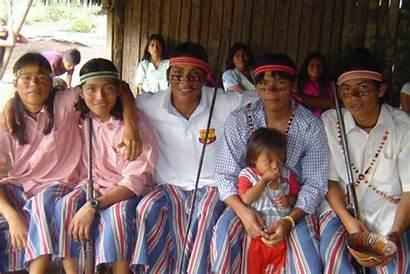 Achuar Indigenous Community Pachamama Ancient Rights Ecuador