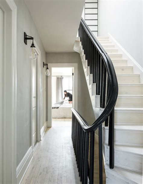 Brownstone Renovated Home by Brownstone Renovated Into Home Decoholic