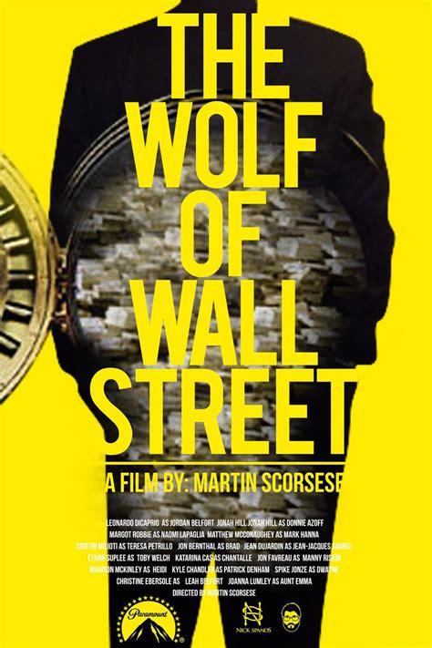 wolf street wall posters poster dvd movie date lobo el margot robbie wallstreet scorsese leonardo release dicaprio film movies