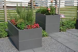 Hochbett Aus Metall : hochbeet urban gardening aus metall f r jeden garten terasse ~ Frokenaadalensverden.com Haus und Dekorationen