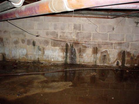 basement leaks happen   winter months
