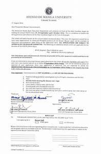 Social Media Proposal Pdf Letter For Bazaar Concessionaires Fiesta 2016 Ateneo De