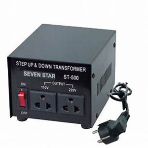 Seven Star ST-200, 200 Watts Step Up and Down Voltage ...