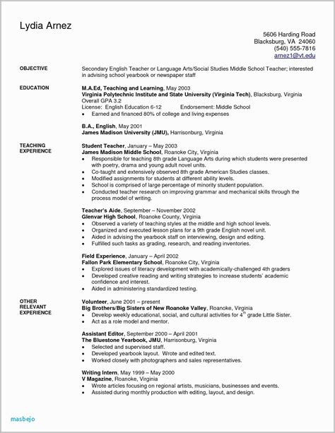 77 luxury images of government employee resume exles