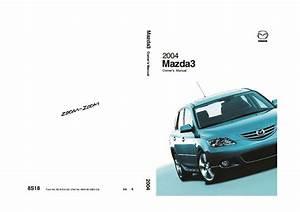 2004 Mazda 3 Owners Manual