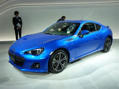 2017 Subaru Brz Release Date, Redesign And Specs