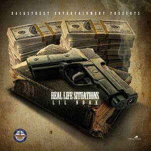 LIL NOOK - REAL LIFE SITUATIONS Mixtape - Stream & Download