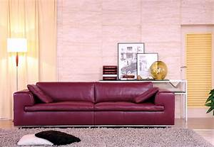 le canape cuir avantages et inconvenients canape show With les canapés en cuir