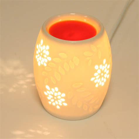 electric fragrance oil ls village candle electric burner for fragrance oils and wax