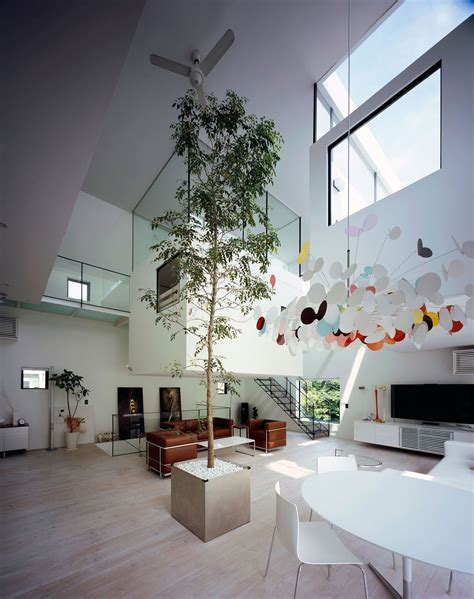 Kratzbaum Design Wohnung by So Right Now Trees In Interior Design Yellowtrace