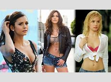 Top 10 Sexiest Canadian Female Celebrities YouTube