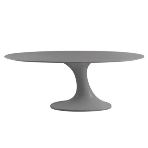 table salle a manger ovale design topiwall