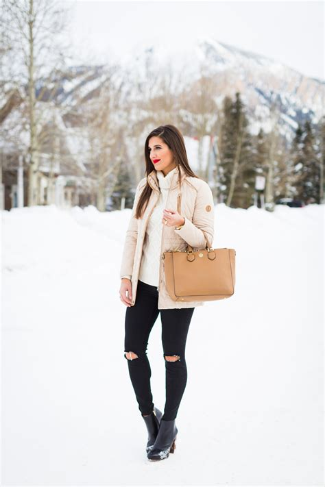 Cream Quilted Jacket A Southern Drawl