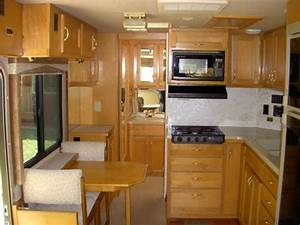 Recreational Vehicles Class A Motorhomes 1998 Safari Trek