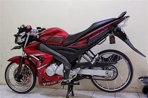 Modif Motor Vixion by Modifikasi Motor Yamaha 2016 Biaya Modif Yamaha New Vixion