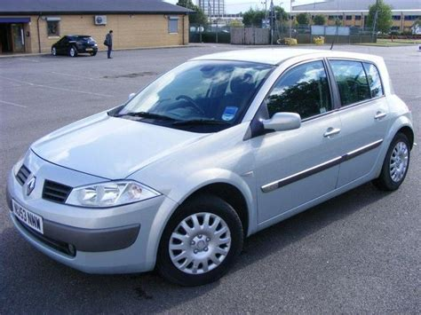 renault megane 2003 renault megane 1 9 2003 auto images and specification