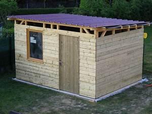Construire Un Abri De Jardin En Parpaing : construction de mon abri de jardin l 39 atelier de zep ~ Melissatoandfro.com Idées de Décoration