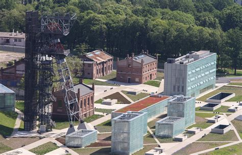 katowice silesian museum cultural zone council courtesy inyourpocket map