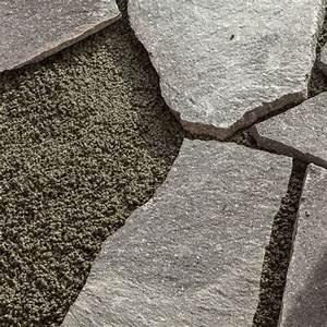Polygonalplatten Auf Beton Verlegen : pflasterdrainm rtel als drainf higer bettungsm rtel ~ Lizthompson.info Haus und Dekorationen