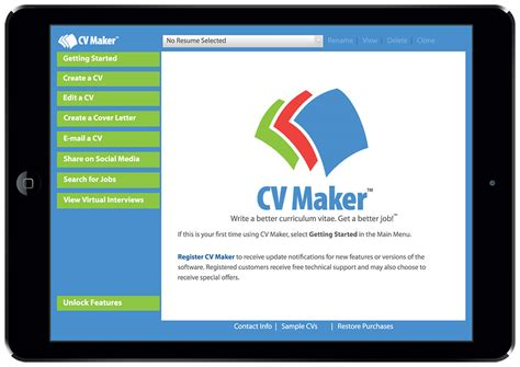 Individual Software Resume Maker by Write A Better Resume Resume Maker For Individual Software