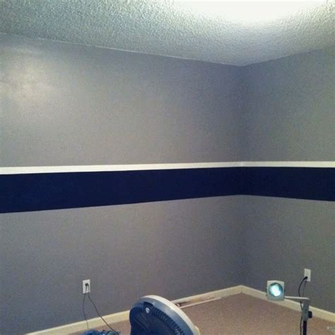Dallas Cowboys Room Paint Ideas by Got The Walls Done Dallas Cowboys Nursery