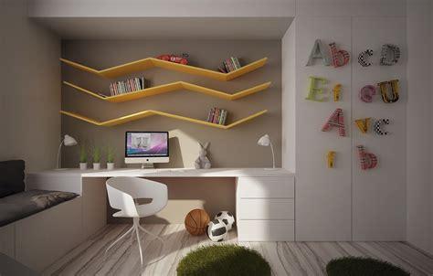 desk for children s room 12 kids bedrooms with cool built ins