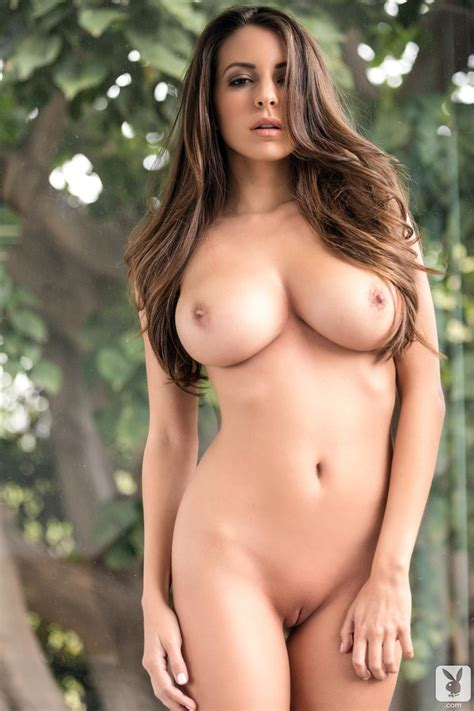 Playboy Playmate Shelby Chesnes Starts The Day With A Seductive Striptease Centerfolds Blog