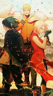 Team 7 Forever - posted in the Naruto community