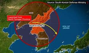 Air France Stretches North Korea No-Fly Zone After Missile ...